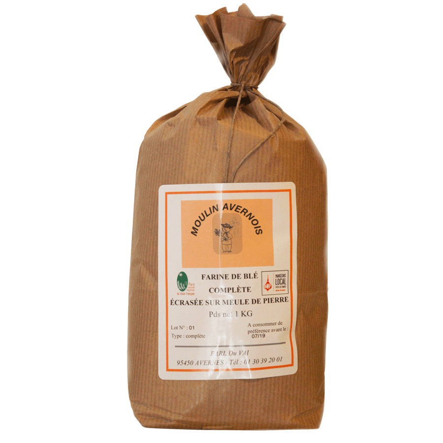 Farine huilerie avernoise